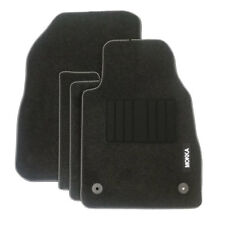 Genuine Vauxhall Mokka/Mokka X Tailored Car Mats with Mokka Logo and Heel Pad