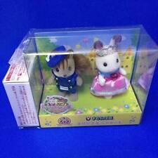 Epoch Sylvanian Families Calico Critte Original set Toy kingdom limited RARE NEW
