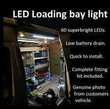 Ford Transit Van Interior LED Rear Loading Light TDCi SWB LWB 2.2 2.4 T260 T280