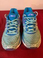 ASICS GEL NIMBUS 18 Women's Size 6.5 Blue Purple Running Shoe Sneaker Fluid Ride