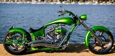 Custom Harley Davidson chopper  (NO RESERVE AUCTION)