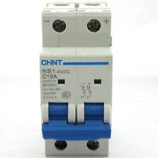 CHINT DC Circuit breaker NB1-63DC C Type 10Amp  DC500V Photovoltaic solar energy