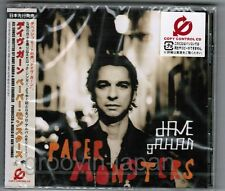 Sealed DEPECHE MODE-DAVE GAHAN Paper Monsters JAPAN CD TOCP-66182 w/OBI Free S&H