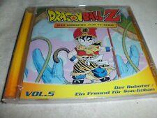 Dragon Ball Z - Folge 5: Der Roboter  -   CD - OVP