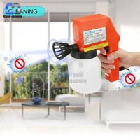600ml Disinfectant Fogger Electric Sprayer DIY Atomization Spray Gun Home Office