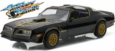 GREENLIGHT HOLLYWOOD SMOKEY AND THE BANDIT 1977 PONTIAC TRANS AM 1/24 CAR 84013