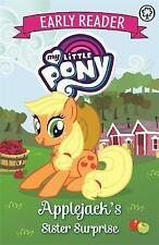 My Little Pony Early Reader Applejack's Reading Book. Children's Home Reading