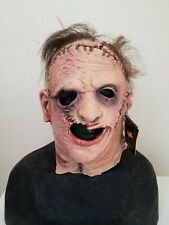 2003 Remake Leatherface Deluxe Latex Mask Texas Chainsaw Trick or Treat Horror