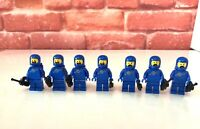 The Lego Movie 2 - Benny CLASSIC SPACEMAN Minifigure Bundle 7 Figs From 70841