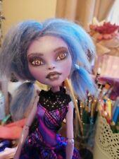 Muñeca Monster High repintado Jane Boolittle OOAK Custom única chica