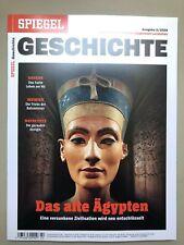 """Spiegel Geschichte Ausgabe 2/2020 """" Das alte Ägypten"""" Ungelesen TOP"""