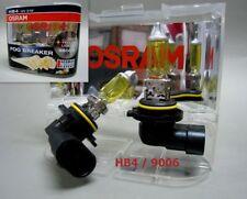 9006 HB4 OSRAM 12V 51W Fog Breaker 2600K Yellow Globes Light Bulb #gtc x 2 pcs