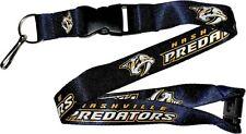 NASHVILLE PREDATORS - LANYARD - BRAND NEW NHL HOCKEY - NHL-LN-095-32