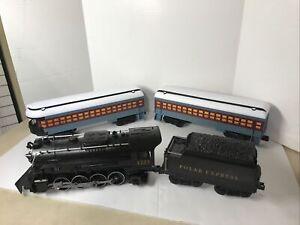 Vtg. Lionel G Gauge Polar Express Train 1225 (Model 711795)