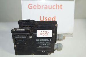 Schmersal Dispositivo de Bloqueo de Seguridad AZM 161SK-33rk-024