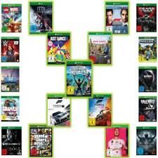 Xbox ONE Spiele AUSWAHL - Minecraft  - Forza Horizon 4 - Kinect Rivals - GTA 5