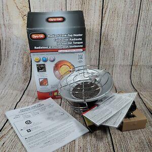 Propane Tank Heater Attachment 15000 BTU Radiant Outdoor Heat Dyna-Glo