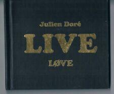 Julien DORE – Love live (CD + DVD 2015)