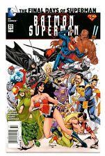 BATMAN/SUPERMAN #32(7/16)1:KENAN KONG(NEWSSTAND VARIANT)WONDER WOMAN(CGC IT)NM+!