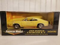 Ertl American Muscle 1969 Dodge Charger R/T 1:18 Scale Diecast Model Car 32258