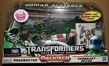 Transformers DOTM Human Alliance DA-29 ROADBUSTER Takara Japan Nascar Dale 88