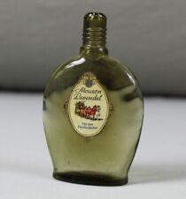 kleines Parfum Fläschchen - Mouson Lavendel mit der Postkutsche - 11x6x2  /S310