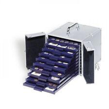 LIGHTHOUSE Aluminium Coin Case CARGO S 10, for 10 Coin Boxes SMART