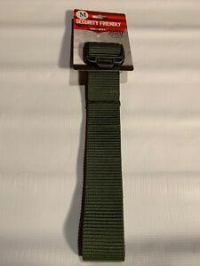 Tru-Spec Security Friendly Belt, Medium, OD Green, 4165004