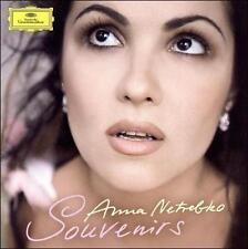 Anna Netrebko - Souvenirs (CD, DG) Offenbach, Strauss, Grieg, Charpentier