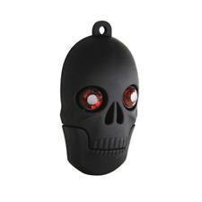 New Cool Skull cartoon model USB 2.0 16GB flash drive memory stick pendrive gift