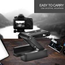 """Z-Type Tilt Flexible Folding Tripod Head 1/4"""" Mounting Screw fr Nikon Canon DSLR"""