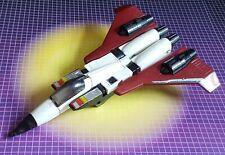 Vintage Hasbro Transformers G1 Decepticon Conehead Seeker Jet Ramjet