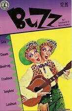 BUZZ #1 September 1990 Kitchen Sink Comix