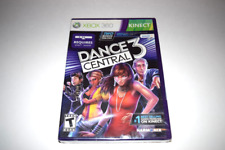 Dance Central 3 Microsoft Xbox 360 Video Game New Sealed