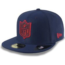 New Era Cap 59Fifty NFL League Logo Fit Seattle Seahawks Patriots Raiders HEX