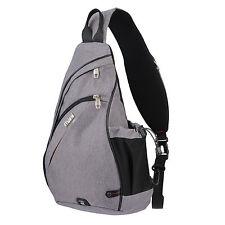 Mixi Unisex Crossbody Bag Sling Bag Chest Bag Messenger Bag Shoulder Backpack