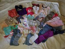 Bekleidungspaket Sommer 42 Teile Größe 86 Mädchen Marken und no name