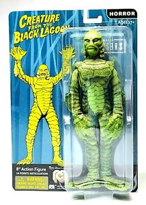 "CREATURE FROM THE BLACK LAGOON Classic 8"" Mego Horror Film Action Figure NEW"