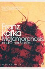 Metamorphosis and Other Stories, Kafka, Franz, Excellent Book