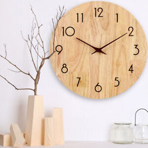 Wooden Pointers DIY Wallclock Needles For 10-12inch Clock Parts Accessories F_cd