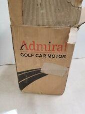 Club Car Electric Iq Regen Golf Carts - High Speed Admiral Motor