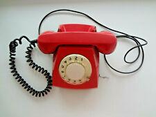 Rotary Disc Retro Phones Old Retro Vintage Telephone Home Desktop Landline USSR