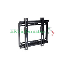SUPPORTO STAFFA TV LCD BRACKET 14 -16 -19 - 22 - 24 - 26 - 32 - 40 - 42 POLLICI