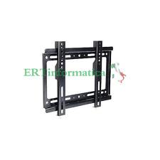 SUPPORTO STAFFA TV LCD BRACKET 14 -16 -19 - 22 - 24 - 26 - 32 - 40 - 42 POLLICI