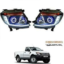For 2011-2015 Ford Ranger Ute T6 Pickup Head light Head Lamp Projector Led