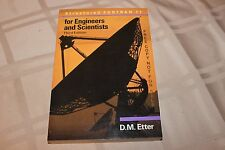 Structured Fortran 77 for Engineers and Scientists by D.M. Etter 3rd Edition
