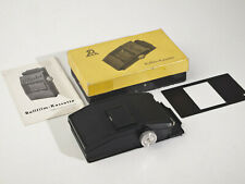 Rada 6x9 Rollfilm Back for 6x9 Plate Cameras - for Voigtlander, Zeiss... mint-