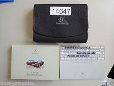 Betriebsanleitung Bordmappe Mercedes Benz C-Klasse W203 2035844483 C/2 DEUTSCH