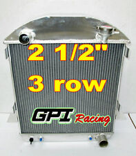 gpi aluminum Radiator for Ford Model T Bucket T-bucket  Chevy Engine 1917-1923