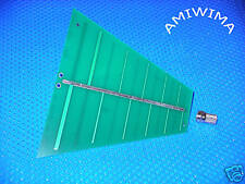 ANTENNA FEED HORN BROADBAND 900 2600 MHZ for S-band L-Band RFID Scanner